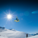 Optag din skiferie med et 360 graders kamera