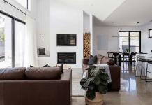 Om betongulve i hjemmet