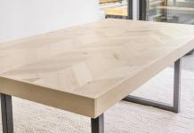 Om sildebensbordet og dets funktion