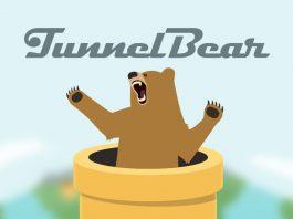 Anmeldelse af TunnelBear VPN
