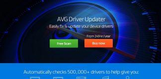 Hold computeren opdateret med AVG Driver Updater