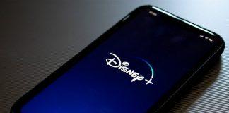 Sådan optager du film fra Disney+