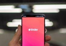 Anmeldelse af Tinder til Android